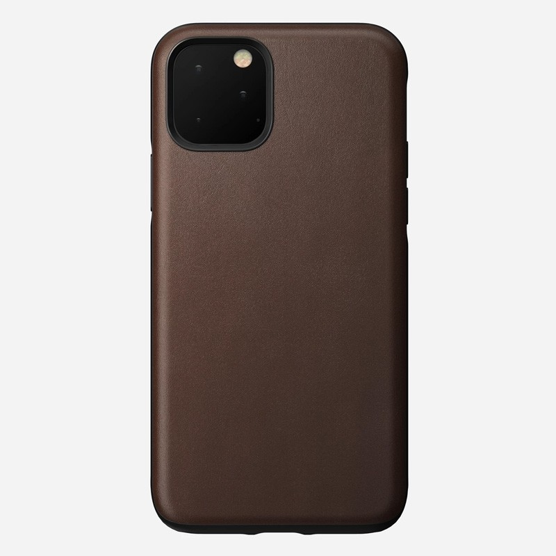 Nomad Rugged Case iPhone 11 Pro Max Bruin - 1