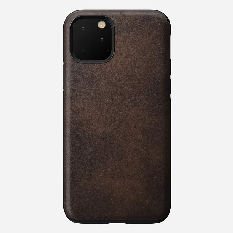 Nomad Rugged Case iPhone 11 Pro Max Bruin - 5
