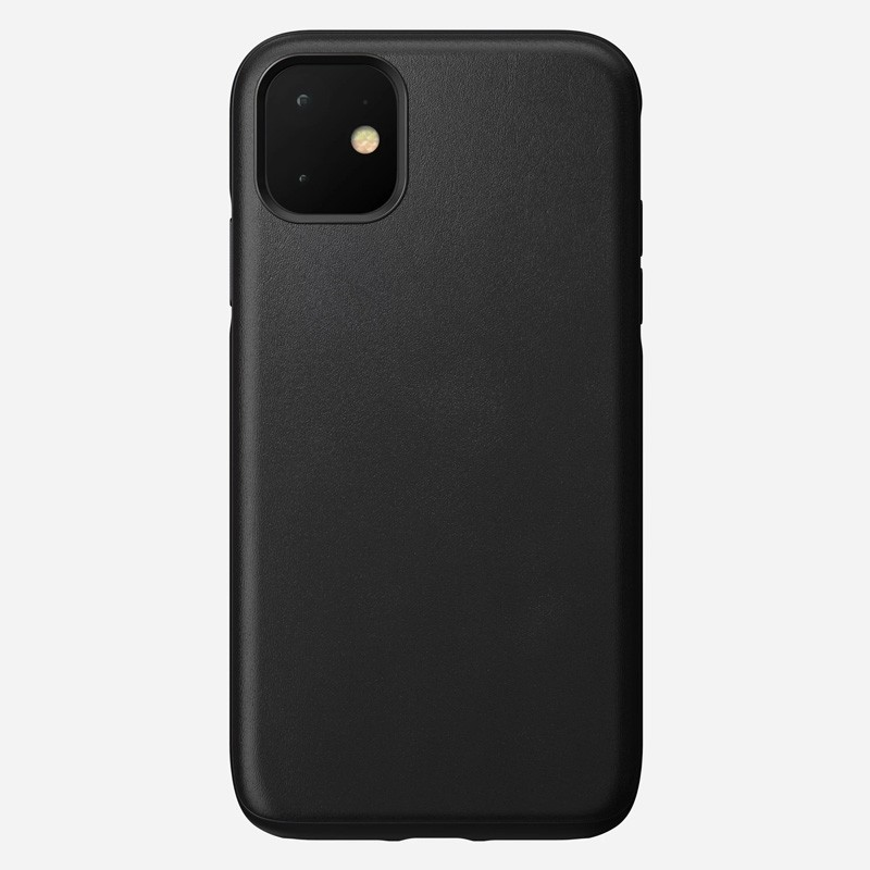 Nomad Rugged Case iPhone 11 Zwart - 1