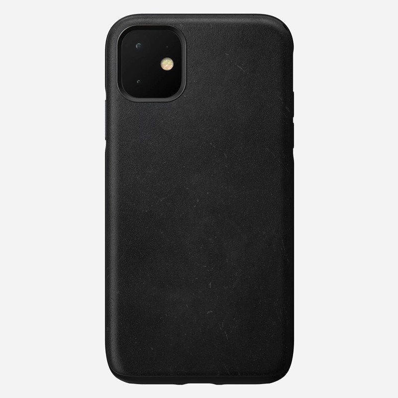 Nomad Rugged Case iPhone 11 Zwart - 2