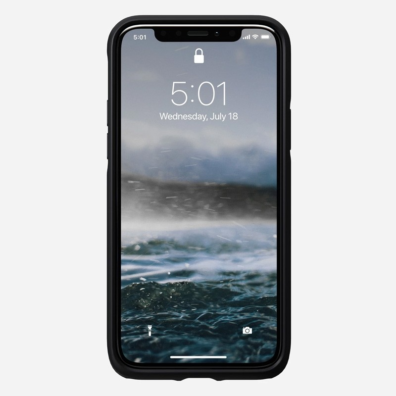 Nomad Rugged Case iPhone 11 Zwart - 5