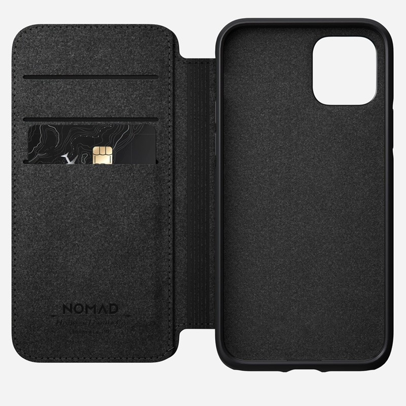Nomad  Rugged Folio iPhone 11 Pro Bruin - 5