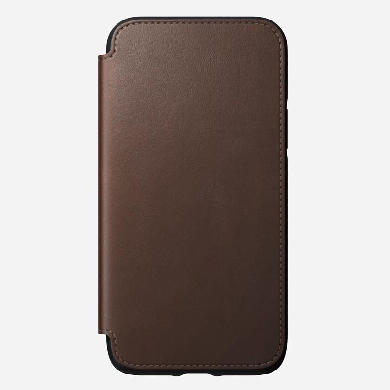 Nomad Rugged Folio iPhone 11 Pro Max Bruin - 5