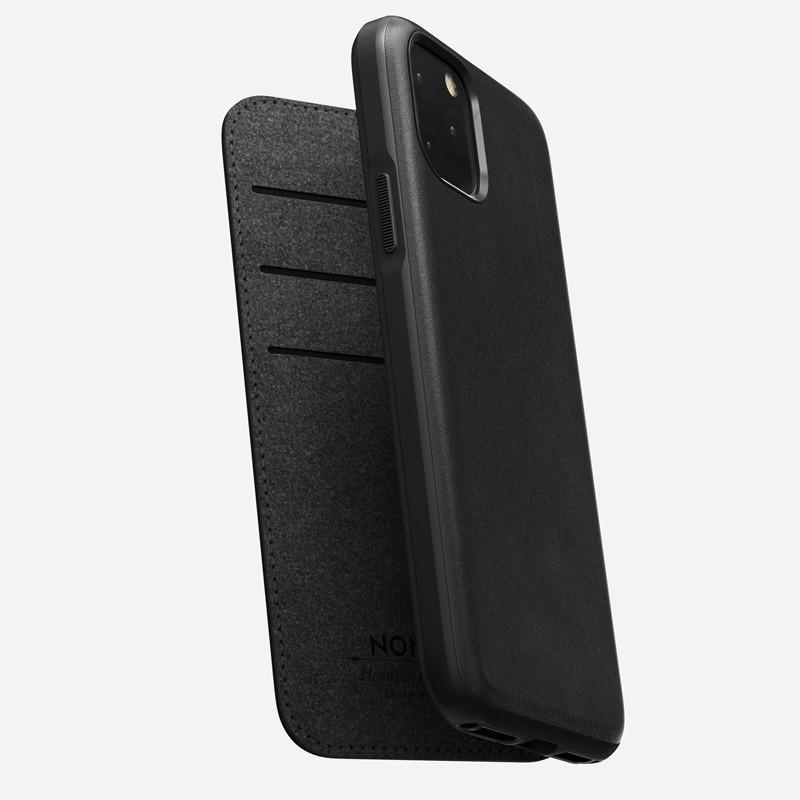 Nomad  Rugged Folio iPhone 11 Pro Zwart - 2