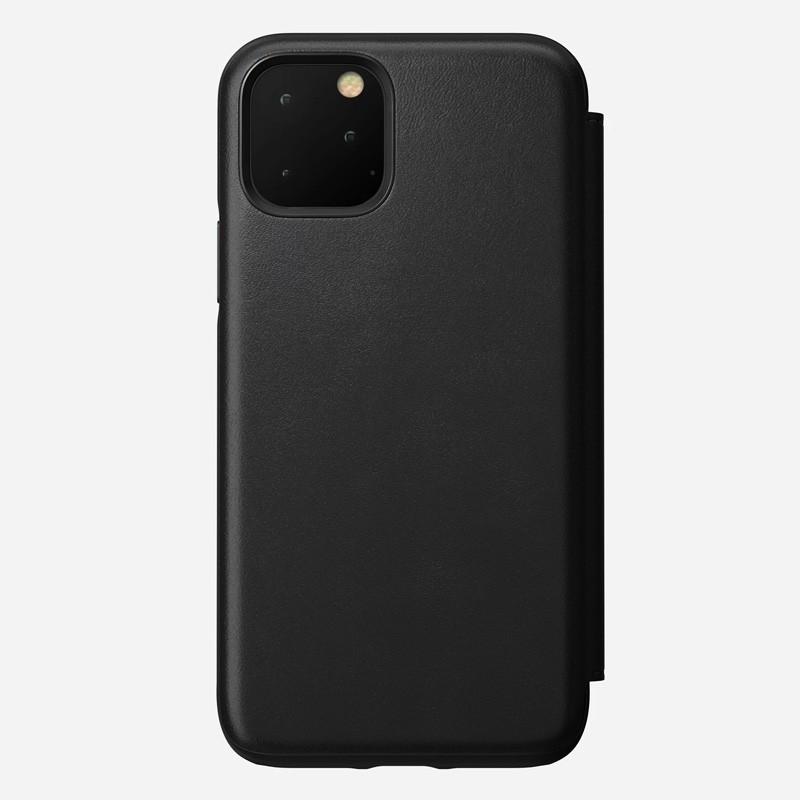 Nomad  Rugged Folio iPhone 11 Pro Zwart - 4