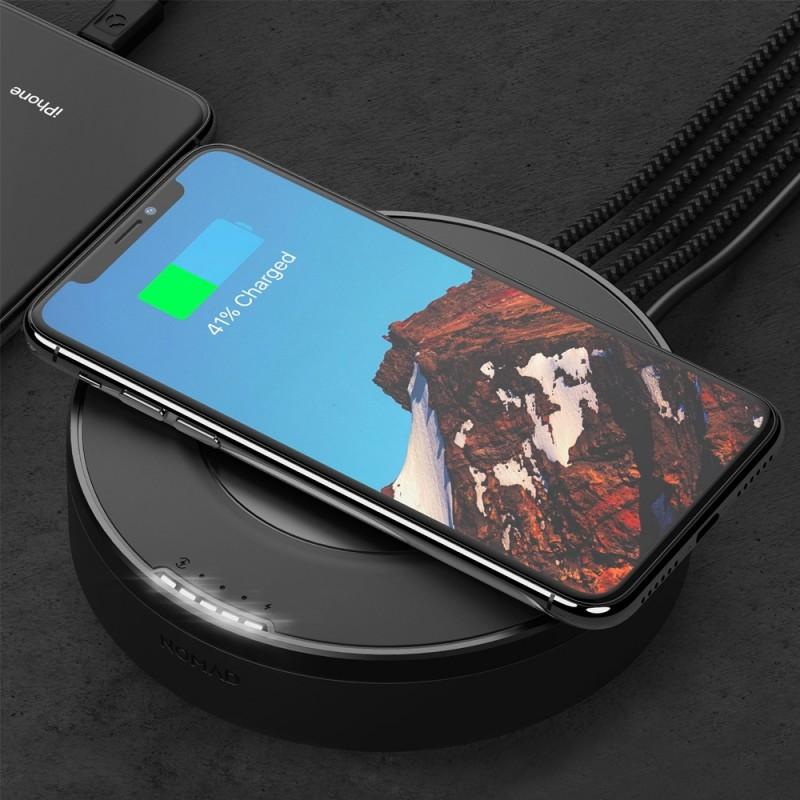 Nomad Wireless Qi Charging Hub - 7