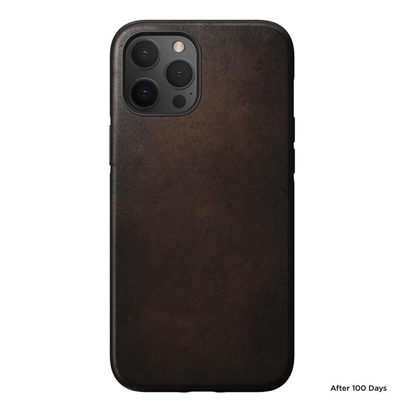 Nomad Rugged Case iPhone 12 / iPhone 12 Pro 6.1 inch Bruin 04