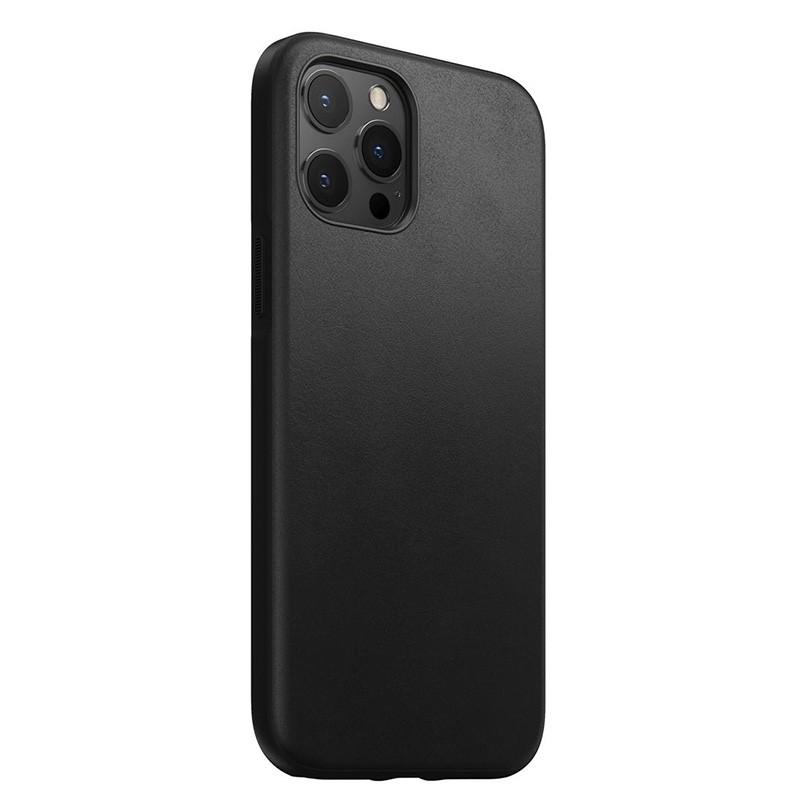 Nomad Rugged Case iPhone 12 / iPhone 12 Pro 6.1 inch Zwart 02