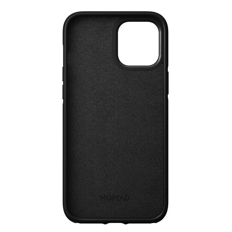 Nomad Rugged Case iPhone 12 / iPhone 12 Pro 6.1 inch Zwart 015