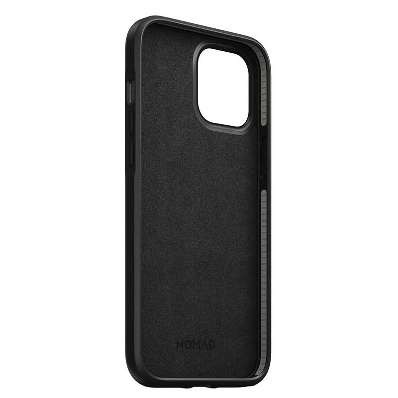 Nomad Rugged Case iPhone 12 / iPhone 12 Pro 6.1 inch Zwart 014