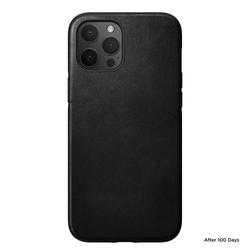 Nomad Rugged Case iPhone 12 / iPhone 12 Pro 6.1 inch Zwart 018