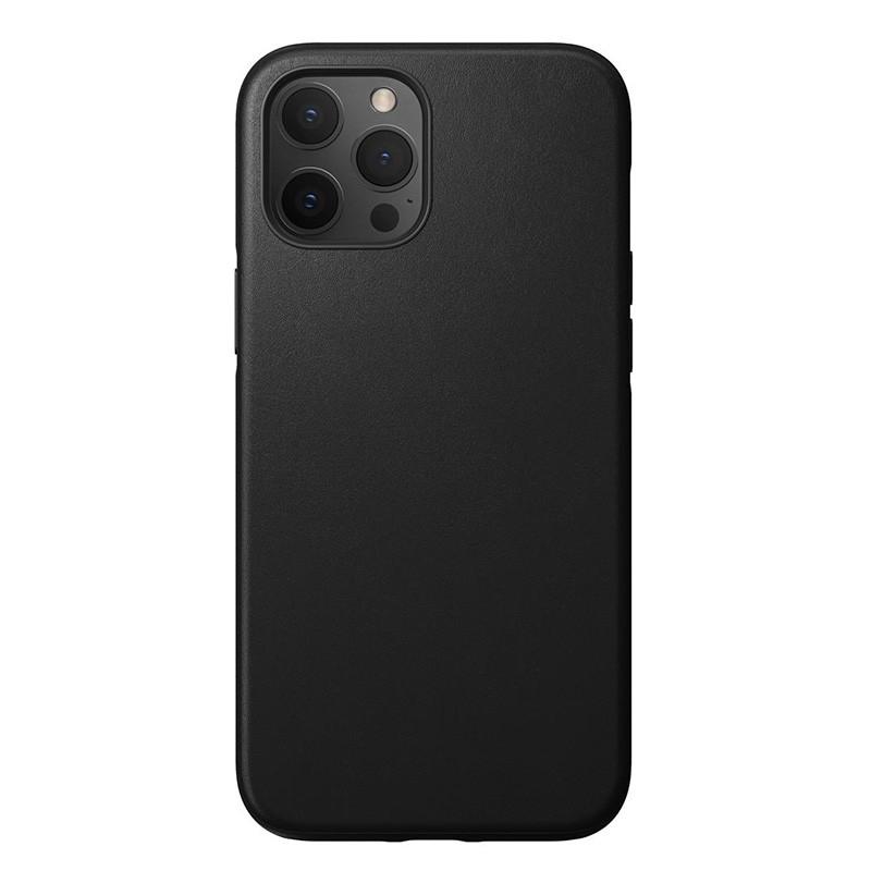 Nomad Rugged Case iPhone 12 Pro Max 6.7 inch Zwart 01