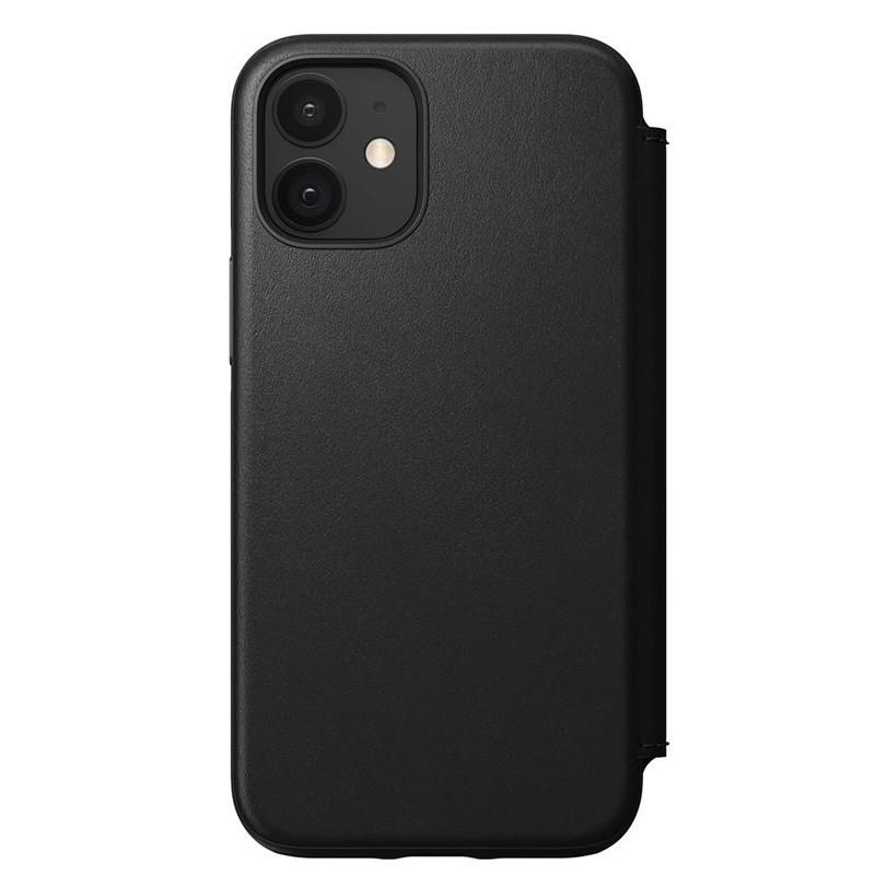 Nomad Rugged Folio iPhone 12 Mini 5.4 inch Zwart 04