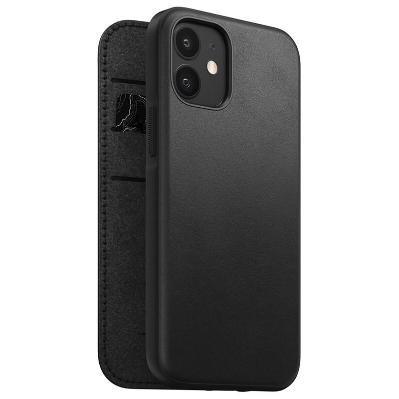 Nomad Rugged Folio iPhone 12 Mini 5.4 inch Zwart 07