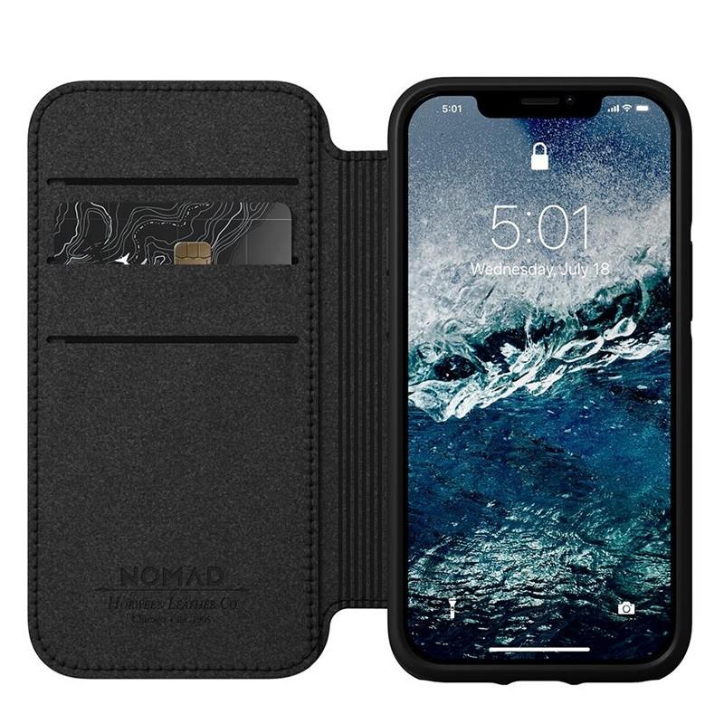 Nomad Rugged Folio iPhone 12 Mini 5.4 inch Zwart 08
