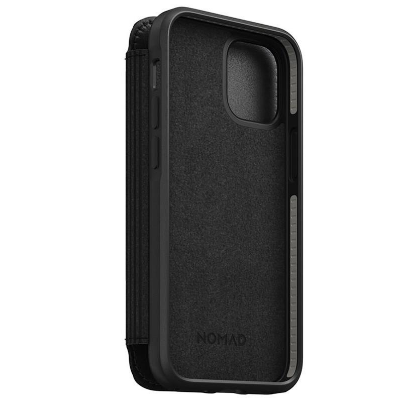 Nomad Rugged Folio iPhone 12 Mini 5.4 inch Zwart 05