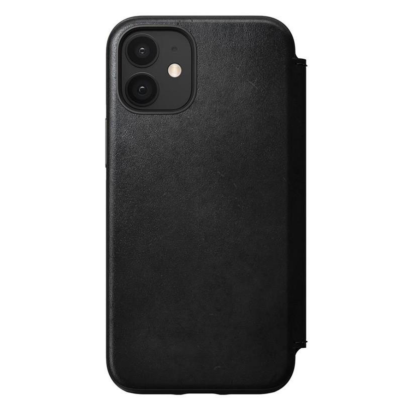 Nomad Rugged Folio iPhone 12 Mini 5.4 inch Zwart 02