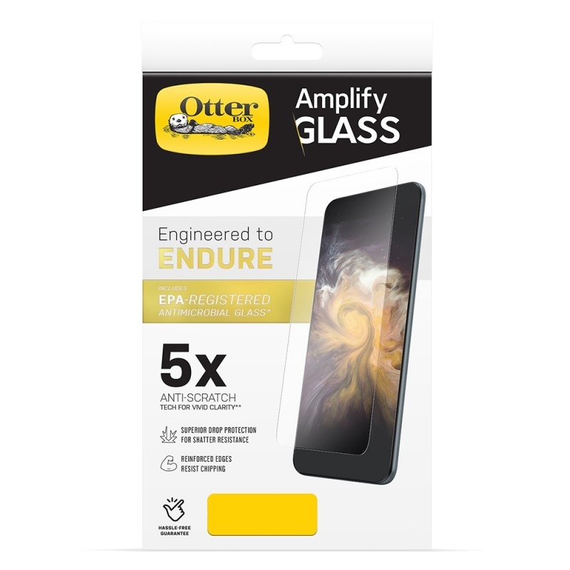 Otterbox Amplify Anti-Microbial Protector iPhone 12 / 12 Pro 6.1 - 3