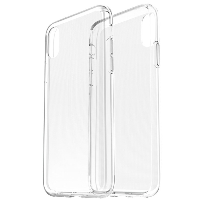 Otterbox - Clearly Protected Skin iPhone X/Xs Clear 01