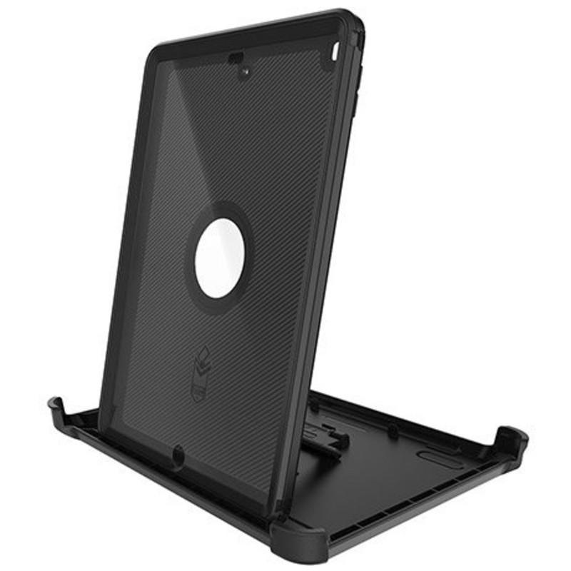 Otterbox Defender iPad 10.2 (2021 / 2020 / 2019) Zwart - 3