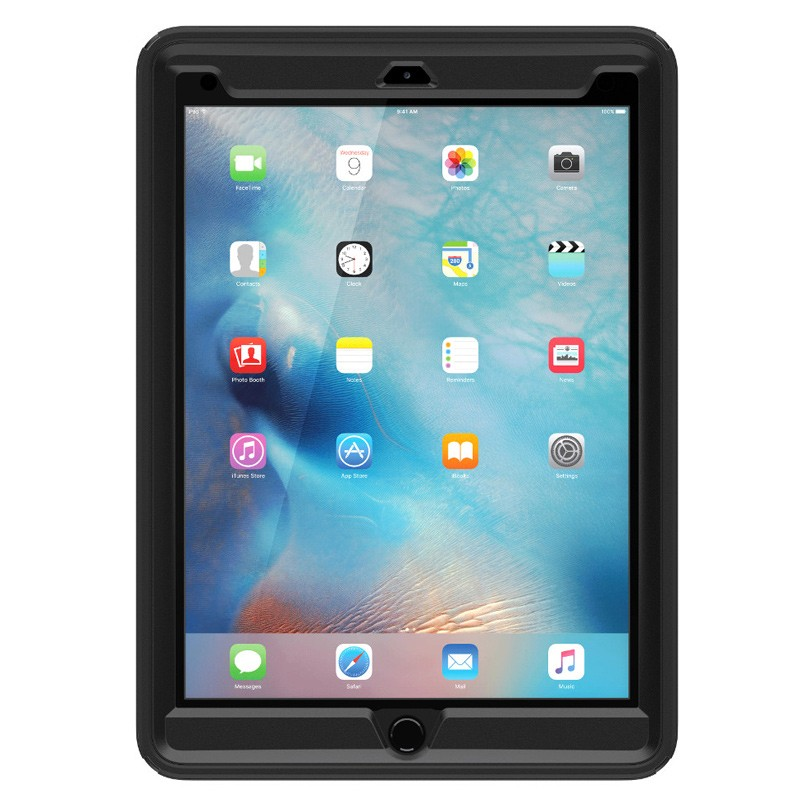 Otterbox - Defender iPad 9,7 inch (2017) Black 02