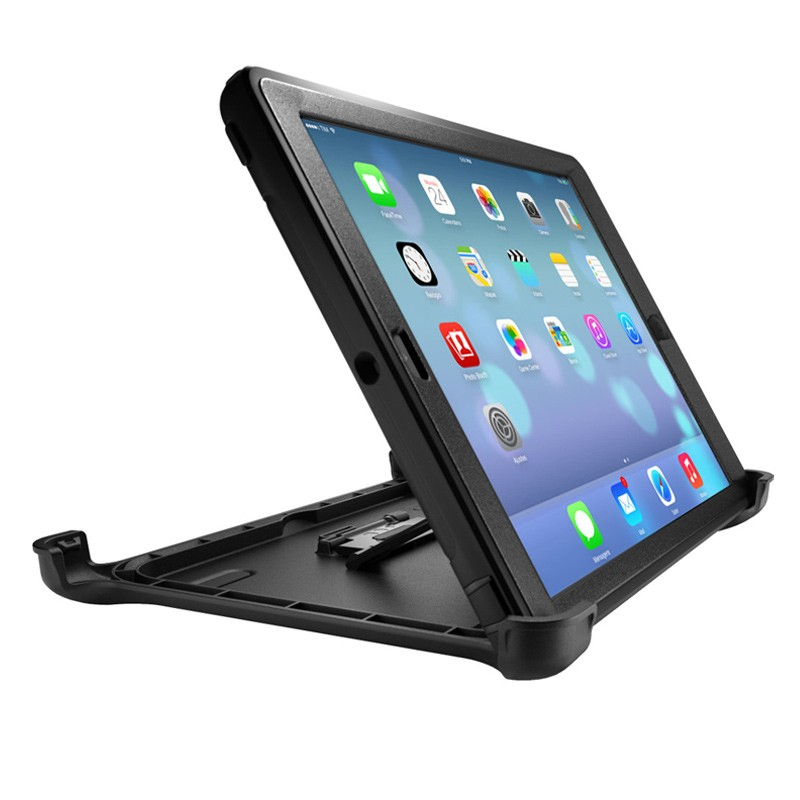 Otterbox - Defender iPad 9,7 inch (2017) Black 04