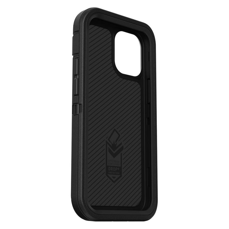 Otterbox Defender Case iPhone 12 / 12 Pro 6.1 Zwart - 7