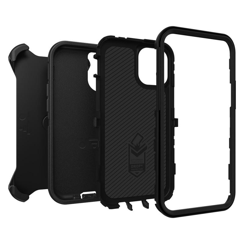 Otterbox Defender Case iPhone 12 / 12 Pro 6.1 Zwart - 8