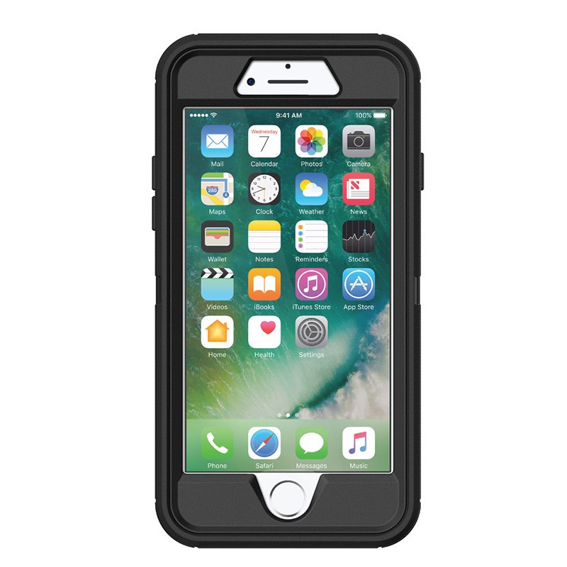 Otterbox Defender iPhone 7 black 04