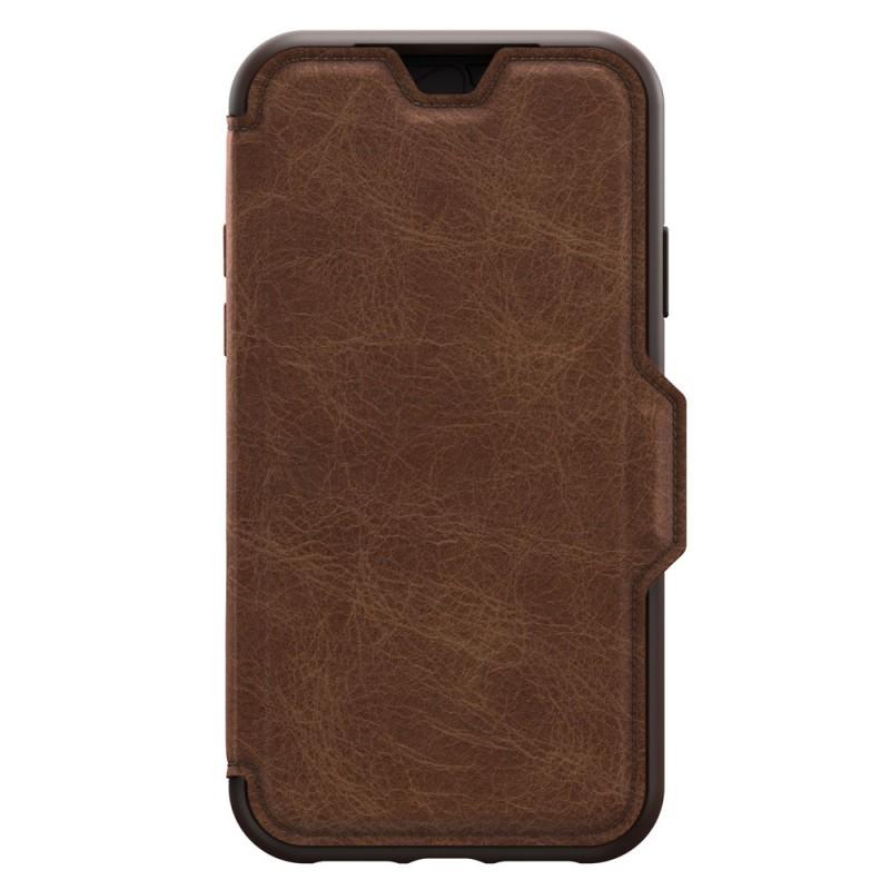 Otterbox Strada Folio iPhone 11 Pro Max Espresso Bruin - 2