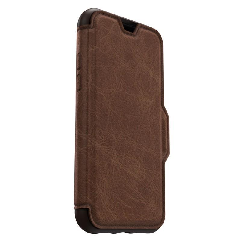 Otterbox Strada Folio iPhone 11 Pro Max Espresso Bruin - 4