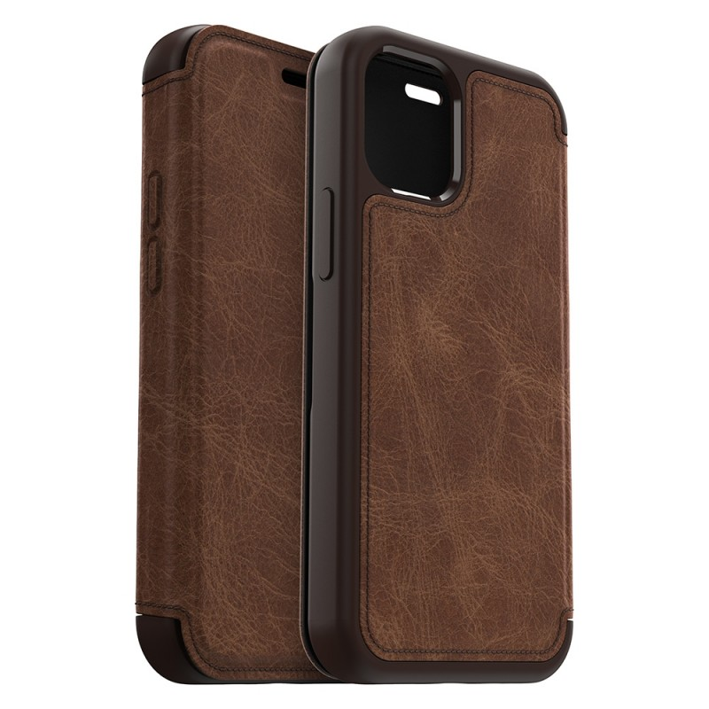 Otterbox Strada Folio iPhone 12 / 12 Pro 6.1 Bruin - 1