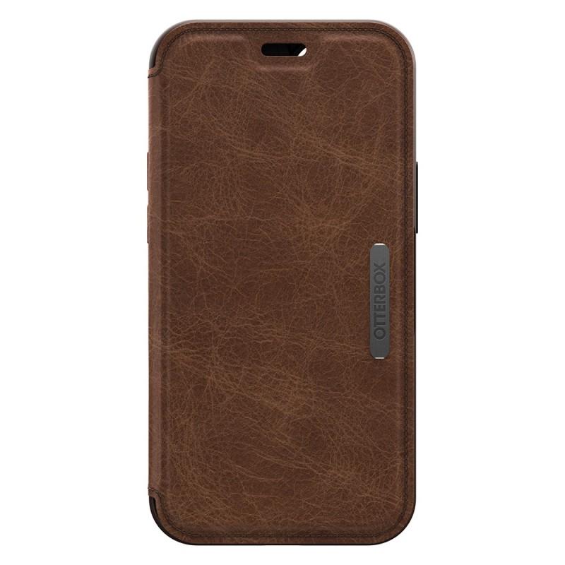 Otterbox Strada Folio iPhone 12 / 12 Pro 6.1 Bruin - 4