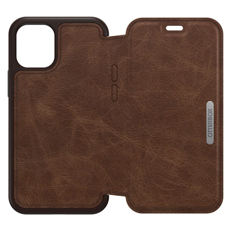Otterbox Strada Folio iPhone 12 / 12 Pro 6.1 Bruin - 6