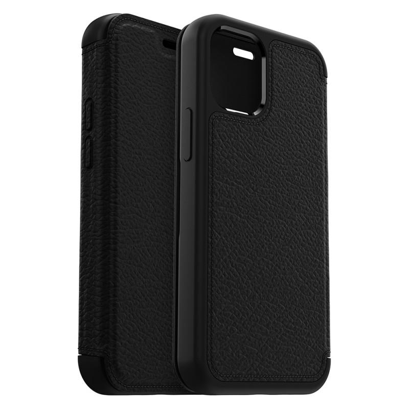 Otterbox Strada Folio iPhone 12 / 12 Pro 6.1 Zwart - 1