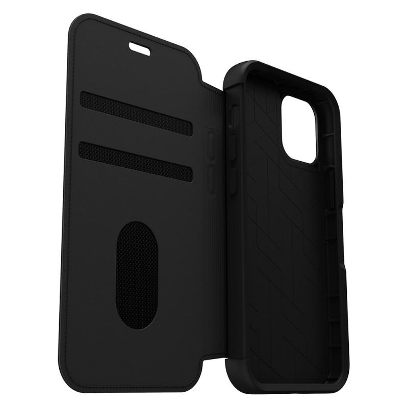 Otterbox Strada Folio iPhone 12 / 12 Pro 6.1 Zwart - 7