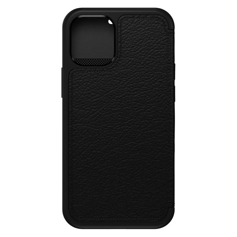 Otterbox Strada Folio iPhone 12 / 12 Pro 6.1 Zwart - 6
