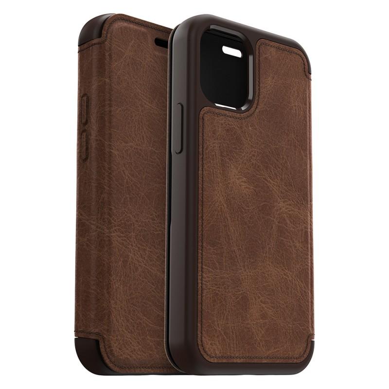 Otterbox Strada iPhone 12 Pro Max Bruin - 1