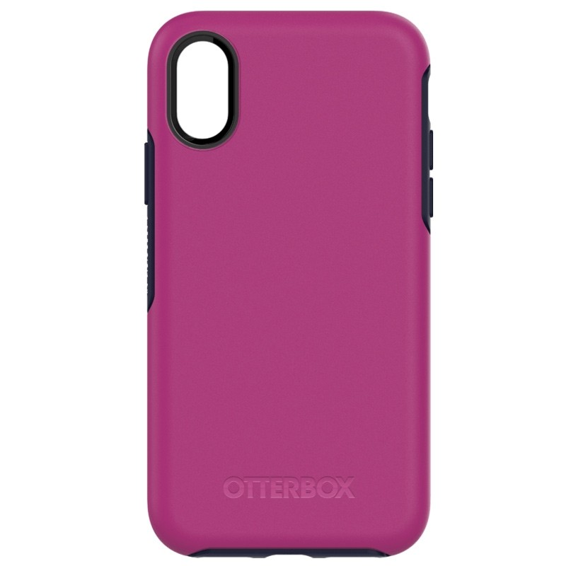 Otterbox - Symmetry Case iPhone X/Xs Berry Jam 01