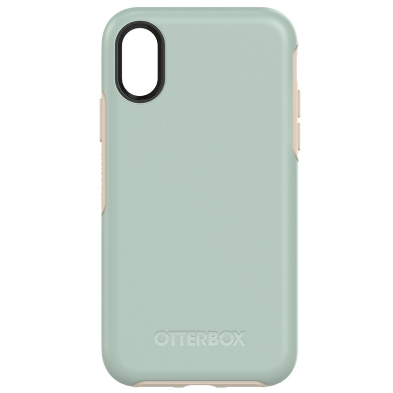 Otterbox - Symmetry Case iPhone X/Xs Mudded Waters 01