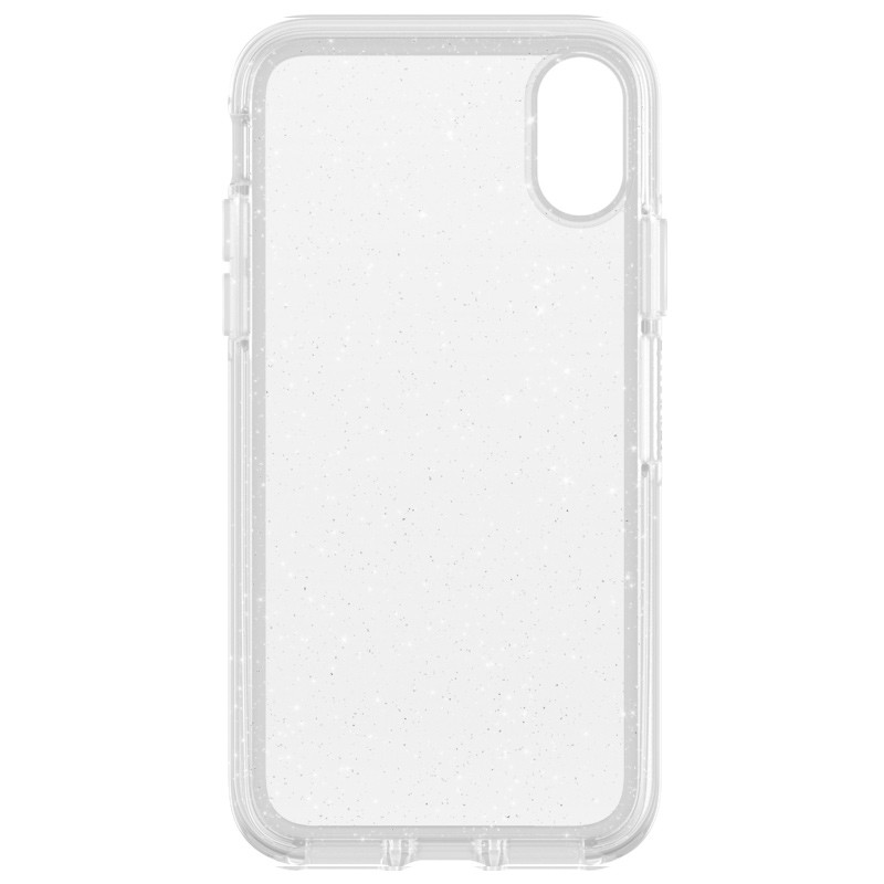 Otterbox - Symmetry Clear iPhone X/Xs Clear Stardust 01