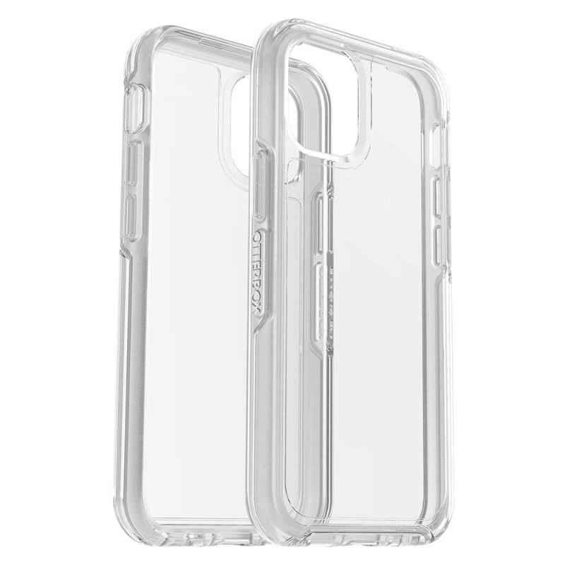 Otterbox Symmetry Clear + Alpha Glass iPhone 12 Mini - 1