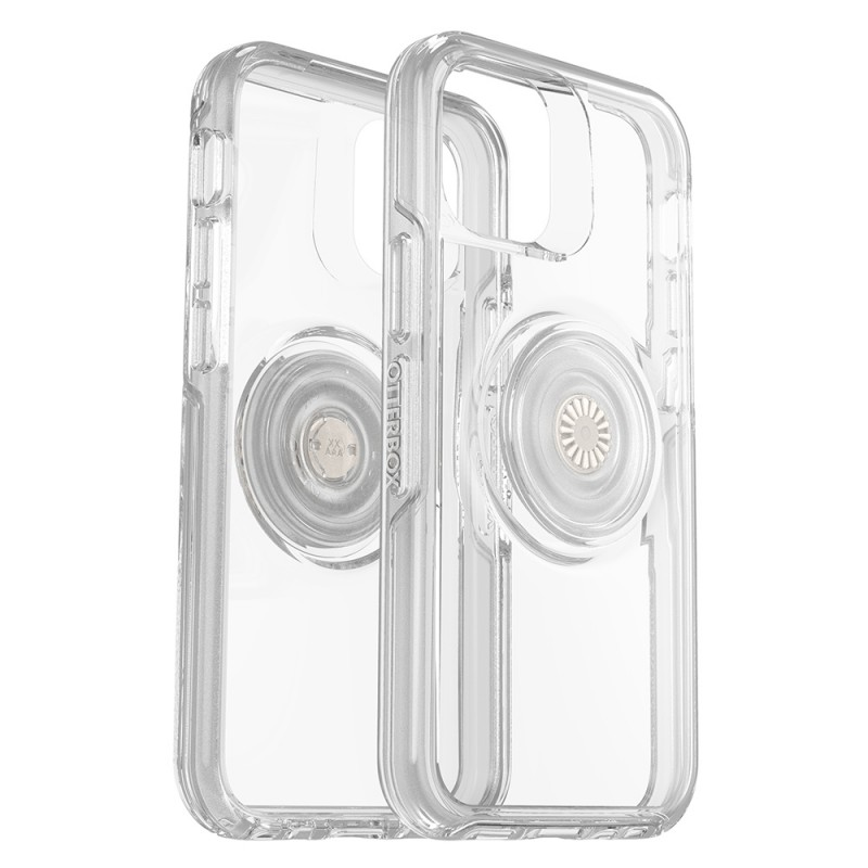 Otterbox Symmetry Clear Otter+Pop iPhone 12 / 12 Pro 6.1 Transparant - 3