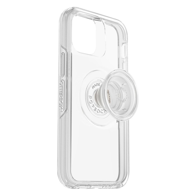 Otterbox Symmetry Clear Otter+Pop iPhone 12 Mini Transparant - 1