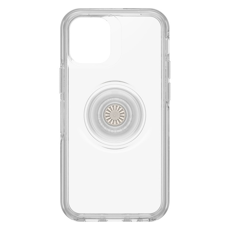 Otterbox Symmetry Clear Otter+Pop iPhone 12 Mini Transparant - 6