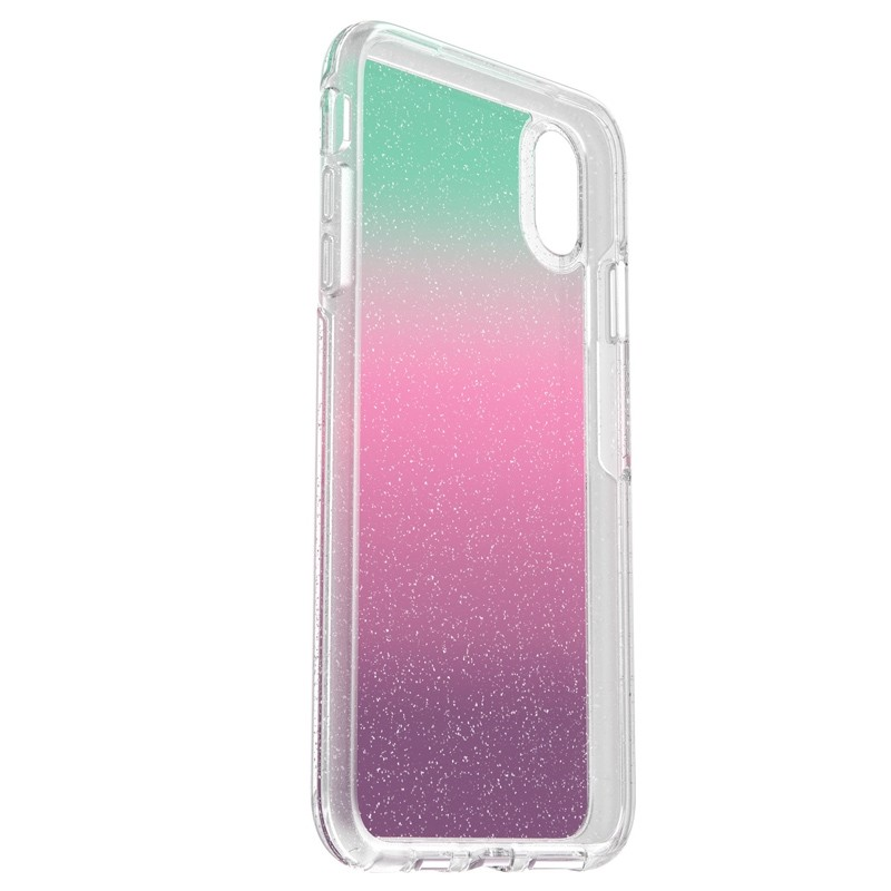 Otterbox Symmetry Clear iPhone XR Case Gradient Energy 05
