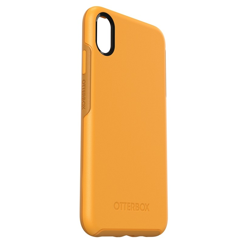 Otterbox Symmetry iPhone XS Max Hoesje Geel 04