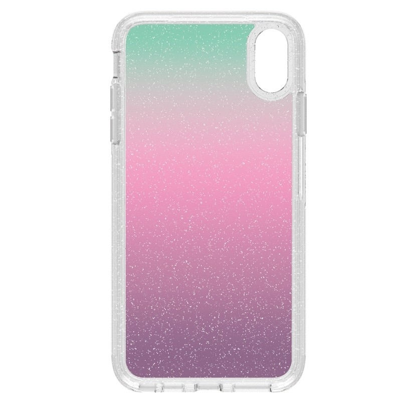 Otterbox Symmetry Clear iPhone XS Max Hoesje Gradient Energy 02