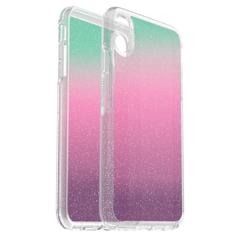 Otterbox Symmetry Clear iPhone XS Max Hoesje Gradient Energy 03