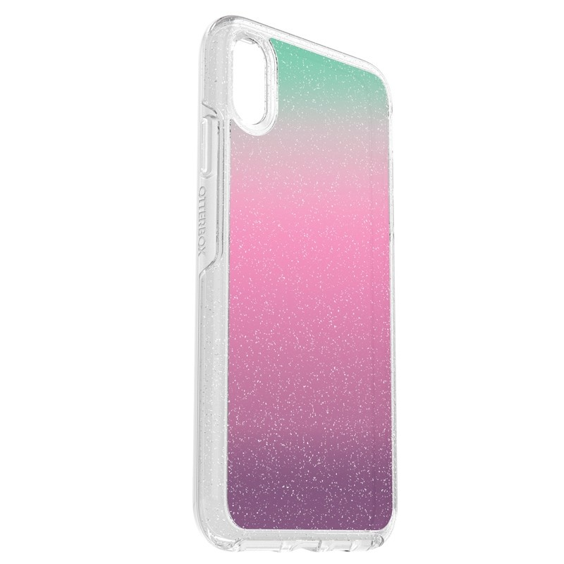 Otterbox Symmetry Clear iPhone XS Max Hoesje Gradient Energy 04